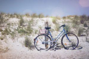 Radfahren auf Usedom